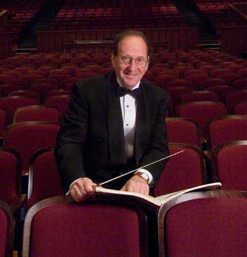 Symphony Conductor Allen Pollack